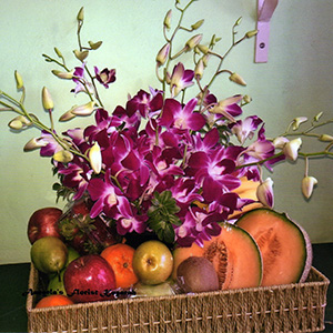 Gourmet & Fruit Baskets