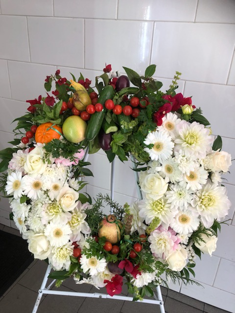 Wreath with Style